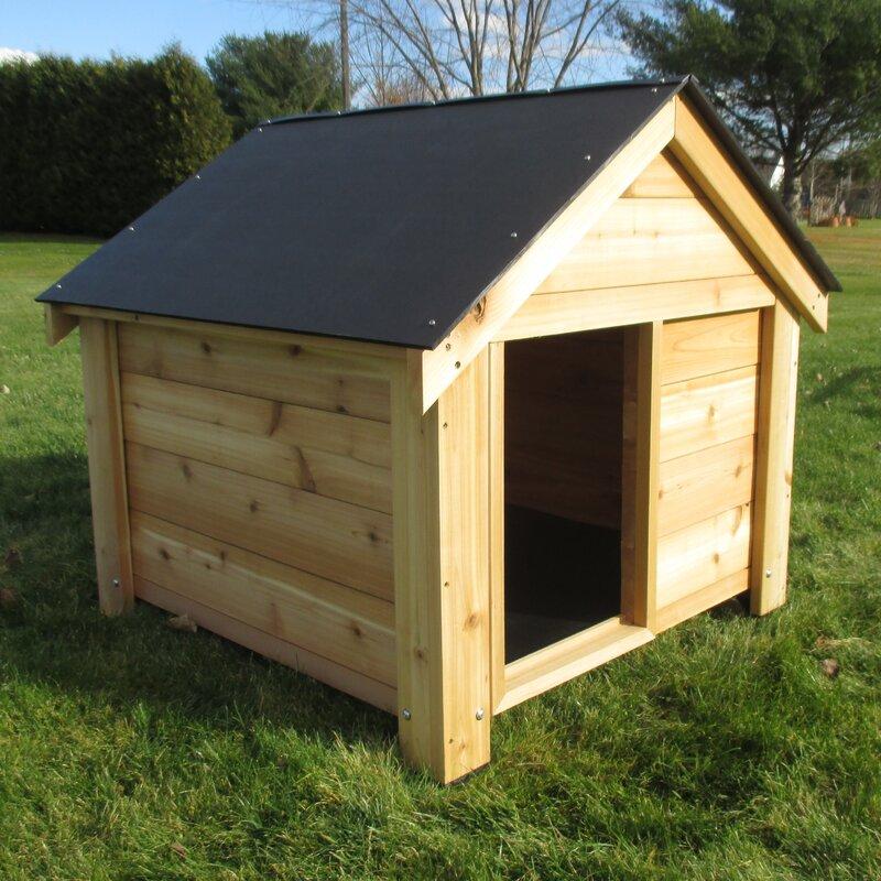 tucker murphy pet mullaney the ultimate dog house reviews wayfair rh wayfair com dog house woodburner dog house wooden