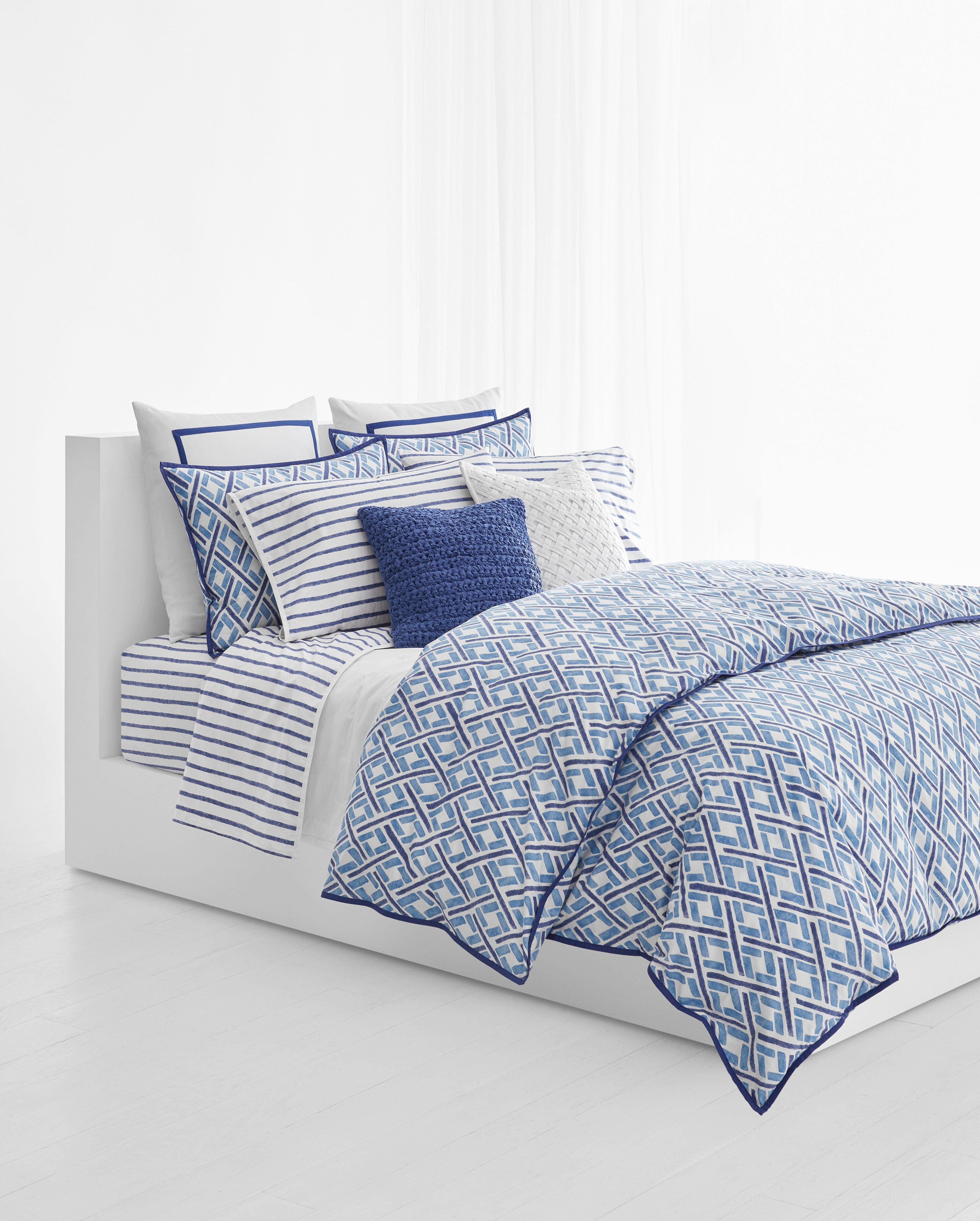3f96d2810d Jensen Cotton 3 Piece Comforter Set