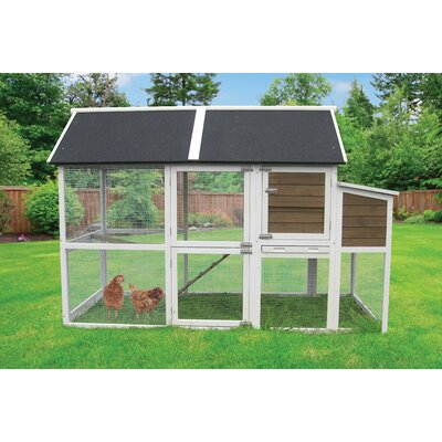 Coops & Feathers X-large Superior Chicken Coop/house Coops & Feathers