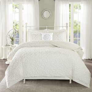 Cherbourg 4 Piece Comforter Set