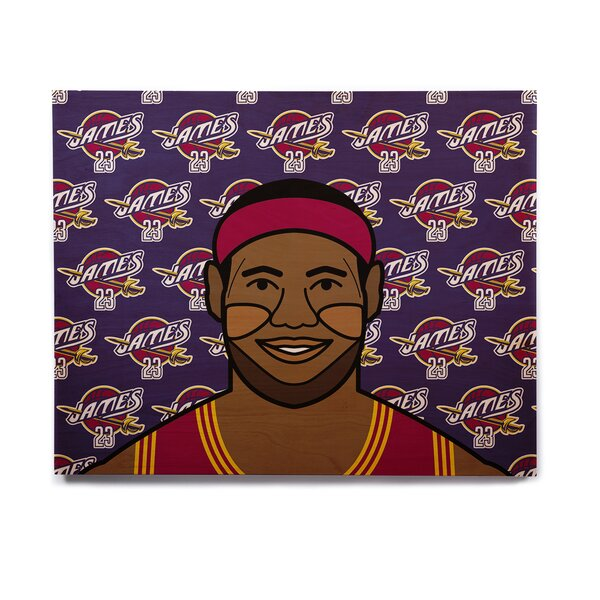 2ddc2a86d610 Lebron James Wall Art