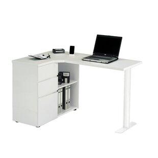 white corner office desk. Cuuba Libre Corner Desk 115 White Office