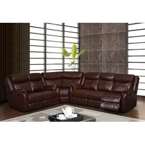 Reclining Sectional by Glo..