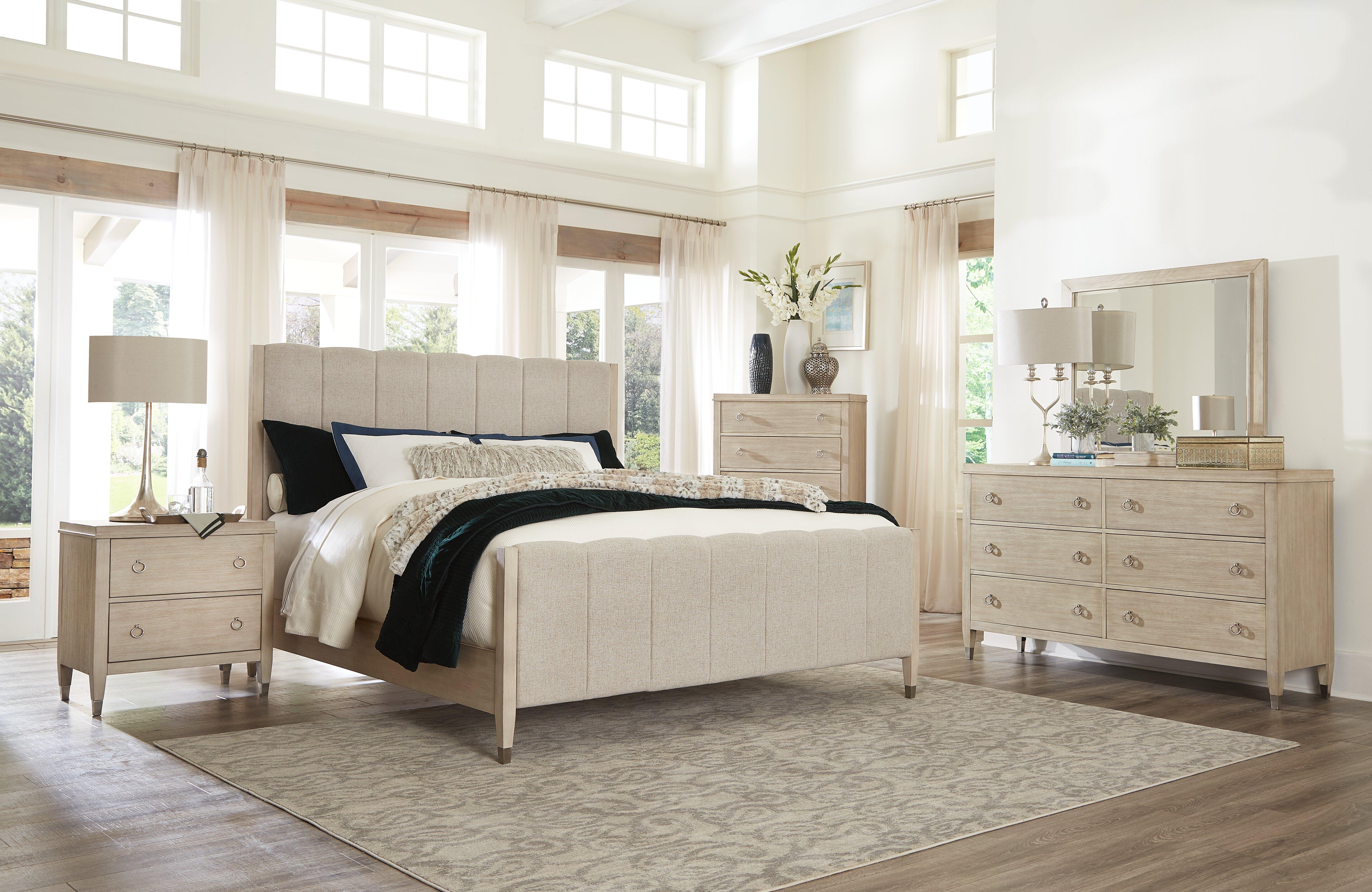 . Sausalito Standard Configurable Bedroom Set