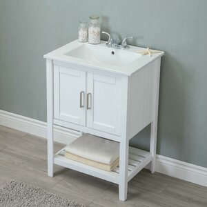 Reynal 24 Single Bathroom Vanity Set Allmodern