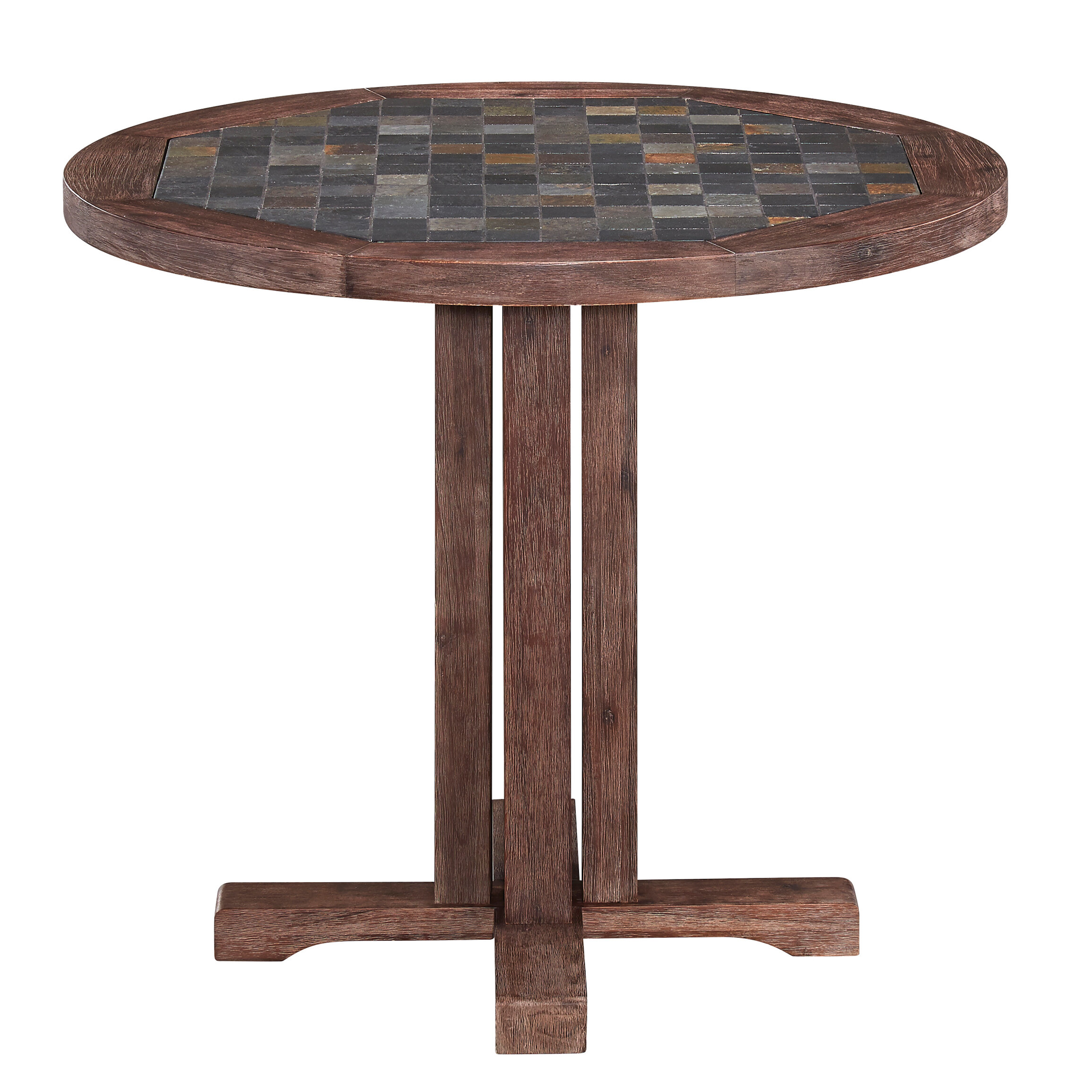 Home Styles Morocco Round Dining Table Wayfair