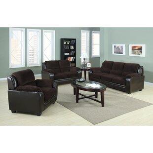 3 Piece Living Room Set   Wayfair