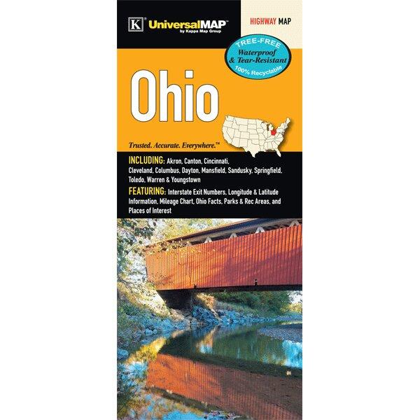 Ohio Map   Wayfair Zip Code Map Columbus Ohio Vicinity on