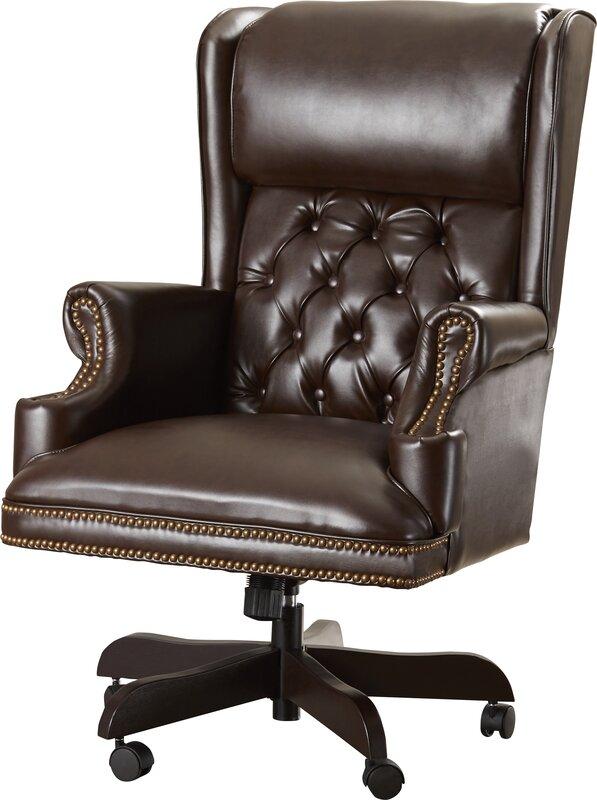 Executive Office Chairs You\'ll Love | Wayfair