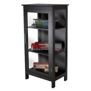 Poppy Corner Curio Cabinet by Luxury Home
