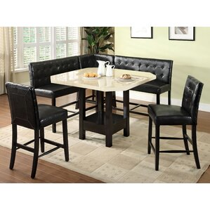 octagon kitchen & dining tables you'll love   wayfair