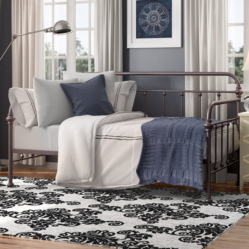 Three Posts Napoli Daybed Amp Reviews Wayfair
