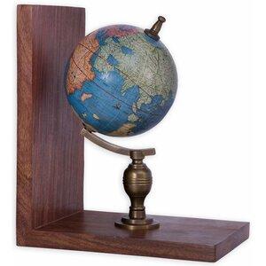 Buchstütze Globe von Batela