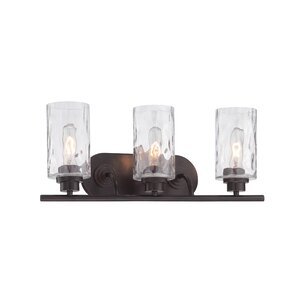 Calumet 3-Light Vanity Light