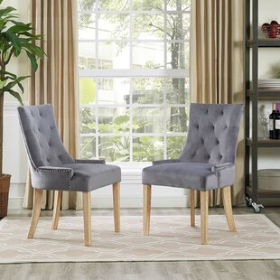 Mandeville Upholstered Dining Chair (Set of 2)