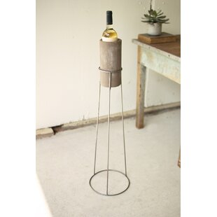Grimes Wash Clay Floor Wine Rack