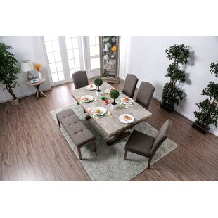 Abigail 6 Piece Dining Set
