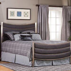 Montego Upholstered Panel Bed by Hillsdale Furniture