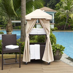 Brand new Outdoor Pool Towel Valet | Wayfair RK78