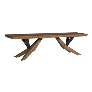 Vidos Metal Bench by Union Rustic