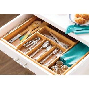 2625 h x 23 w x 18 d drawer organizer - Kitchen Drawer Organizers