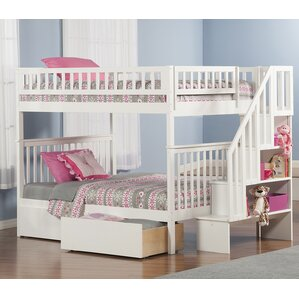 Shyann Bunk Bed with Stora..