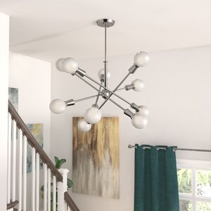 Lexington 10-Light Sputnik Chandelier