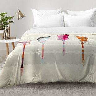 Favorite Arrow Twin Bedding | Wayfair WR19