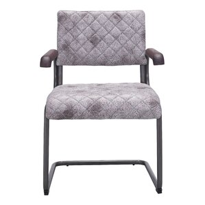 Fien Arm Chair (Set of 2) by 17 Stories