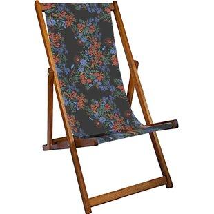 Cordelia Reclining Deck Chair by Lynton Garden