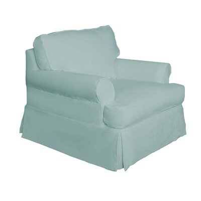 Regular Amp Box Cushion Separate Seat Slipcovers You Ll Love