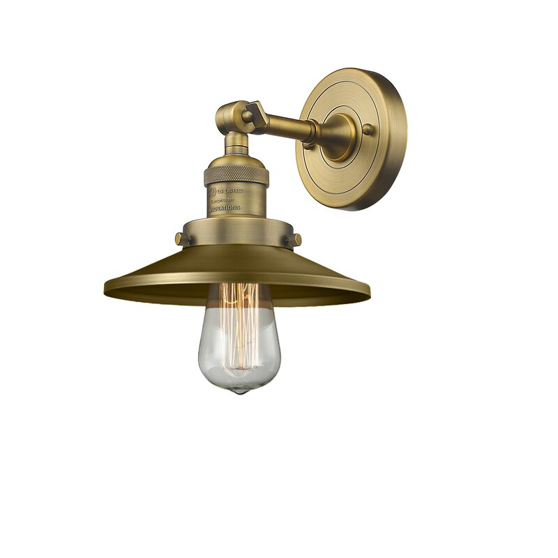 Breakwater Bay Gault 1-Light Barn Light & Reviews
