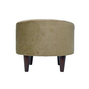 Ennis Sophia Round Standard Ottoman by MJL Furniture