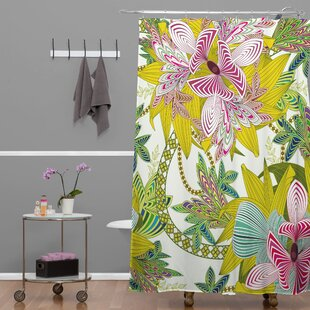 Sabine Reinhart Life Is Music Shower Curtain By Deny Designs