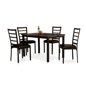 5 Piece Dining Set by Wildon Home ?