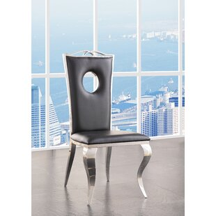 Aquino Upholstered Dining Chair (Set of 2)
