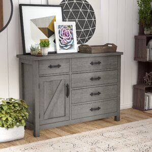 Catawissa 5 Drawer Gentleman's Chest by Gracie Oaks