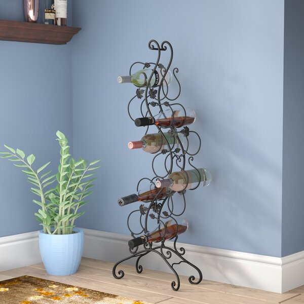 Wrought Iron Wine Rack Wayfair
