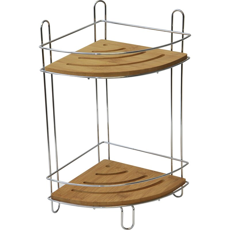 Evideco Shower Caddy & Reviews | Wayfair
