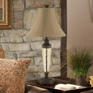 Cottage & Country Table Lamps You\'ll Love | Wayfair