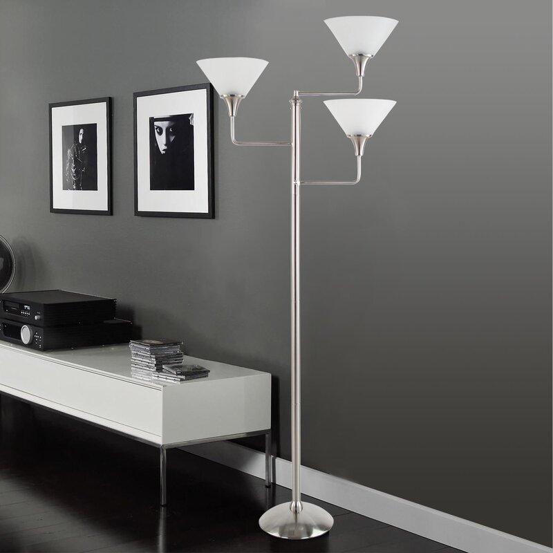 Zipcode design beaulah 71 tree floor lamp reviews wayfair beaulah 71 tree floor lamp aloadofball Image collections