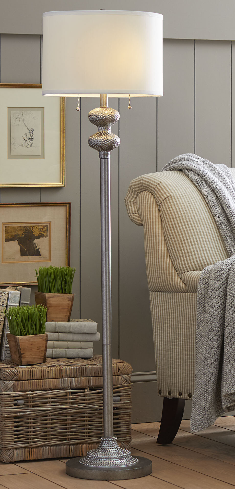 Birch Lane Cumberland 585 Floor Lamp