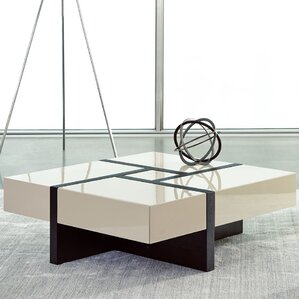 Shannon Square Coffee Table by Wade Logan