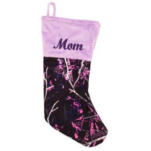 muddy girl christmas stocking - Purple Christmas Stockings