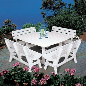 Portsmouth Square Dining Table. Portsmouth Square Dining Table. By Seaside  Casual