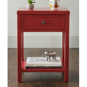Laurel End Table With Storage�..