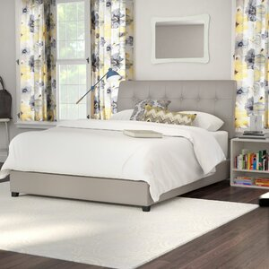Griffith Upholstered Panel Bed