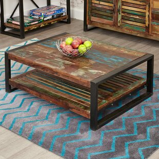Tejas Coffee Table With Storage