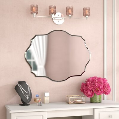 Miroirs muraux for Miroir mural sans cadre