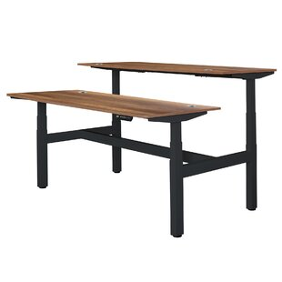 Height Adjustable U0026 Standing Desks Youu0027ll Love   Wayfair